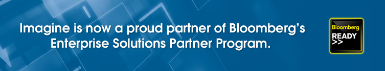 Imagine is now a proud partner of Bloomberg's Enterprise Solutions Partner Program