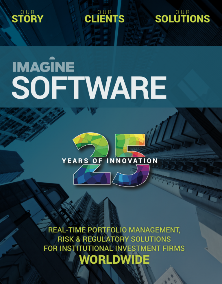 Imagine Software - 25 years of innovation