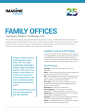 Family Offices – One Secure Platform to Manage it All