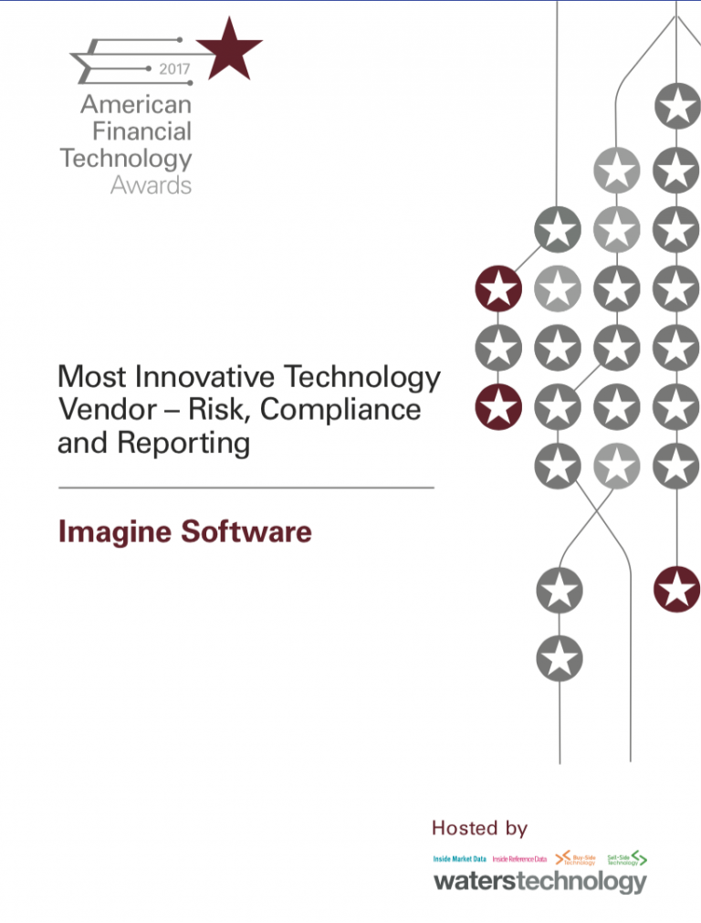 Waters: American Financial Technology Awards