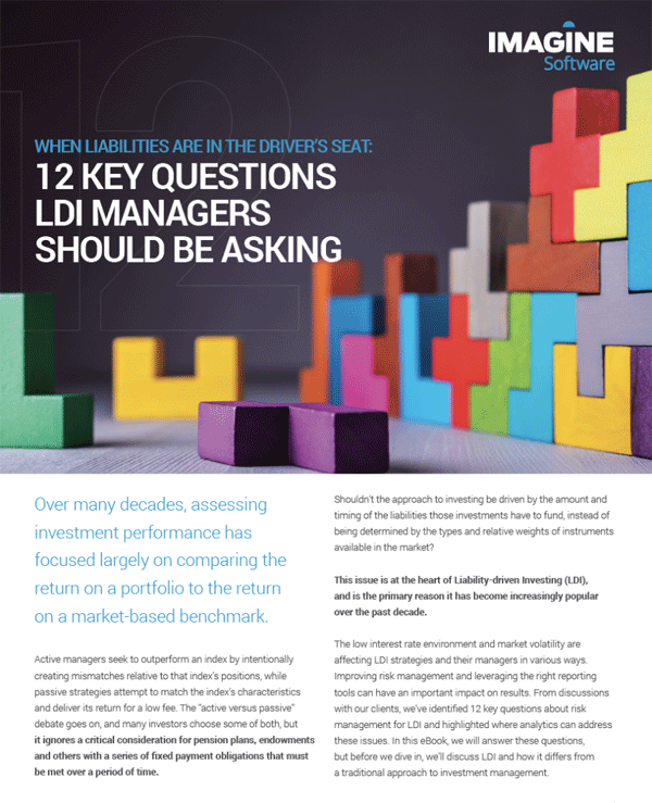 12 Key Questions LDI Managers Should Be Asking