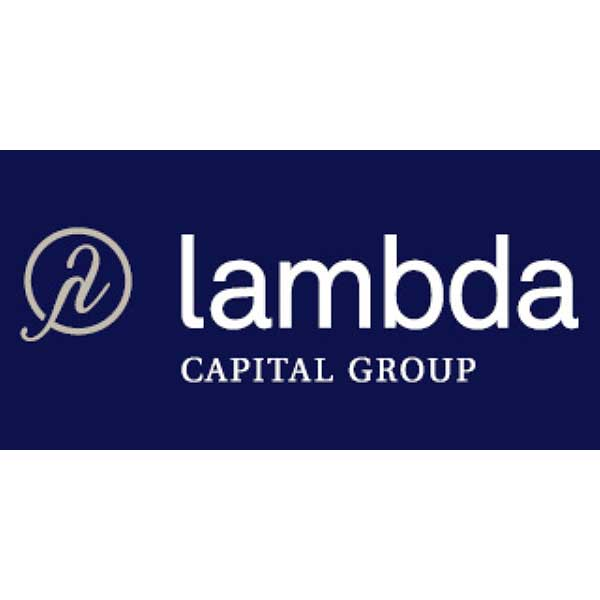 Lambda Capital Testimonial for Imagine Real Time Risk Software logo